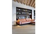 luminello furniture / messing satin / marmer